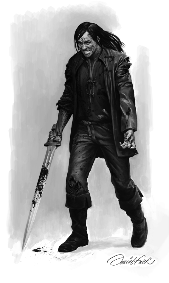 Logen Ninefingers aka The Bloody-Nine