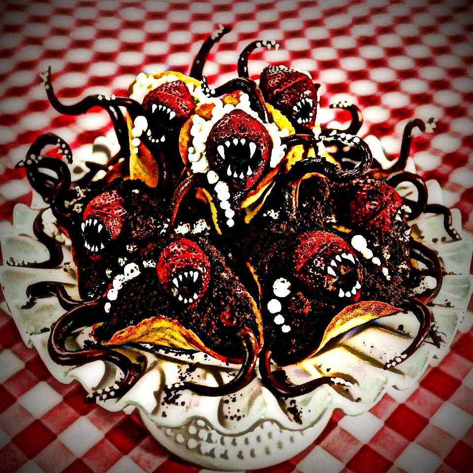 Monster Cake