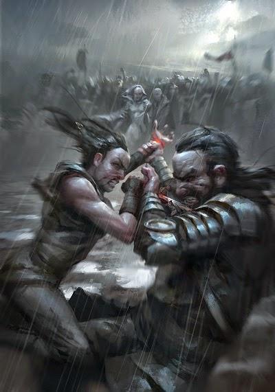 War & Blood