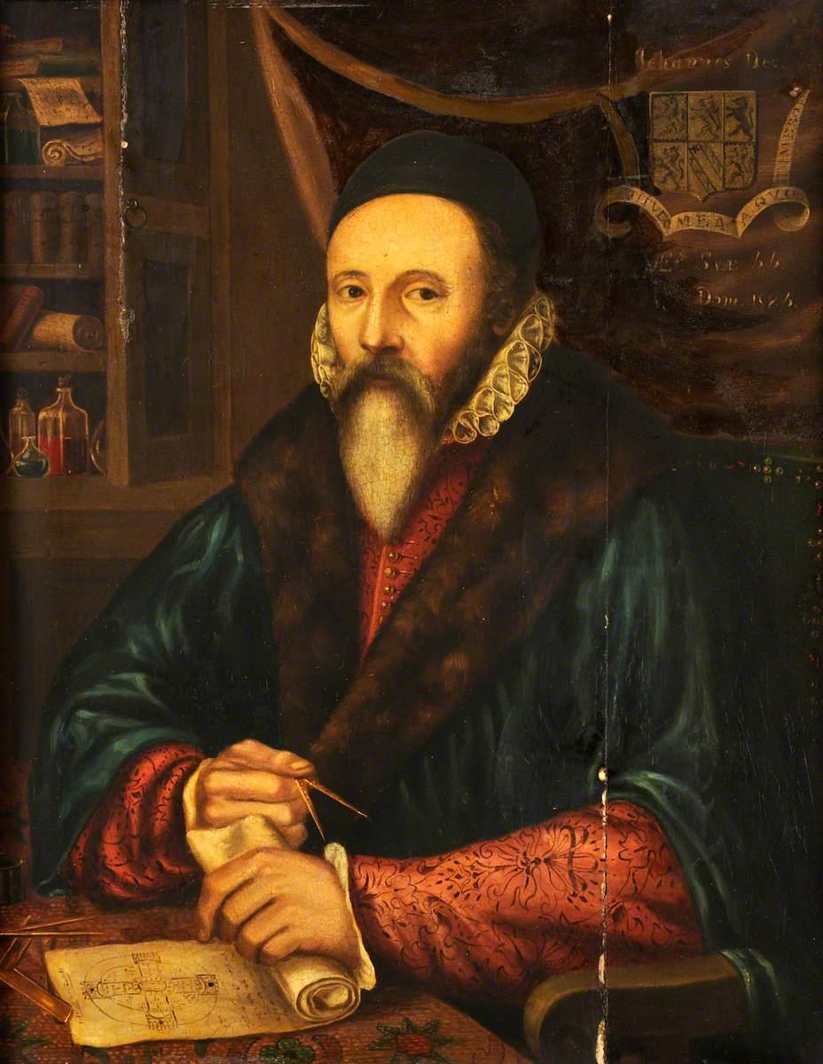 John Dee (1527-1608/1609)
